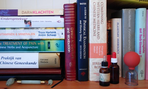 boeken over acupunctuur en chinese geneeskunde